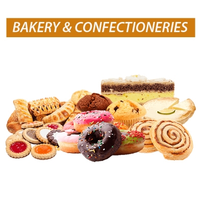 BAKERY AND CONFECTIONERIES