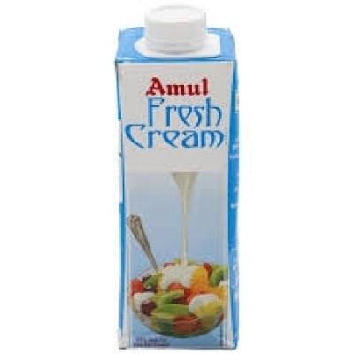 AMUL FRESH CREAM 250 ML