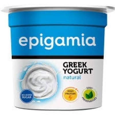 EPIGAMIA GREEK YOGURT NATURAL 90G