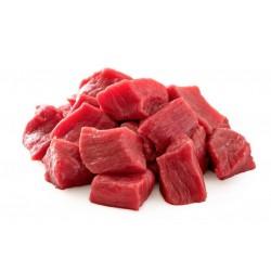 FRESH BEEF CURRY CUT 500G