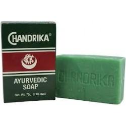 CHANDRIKA AYURVEDIC SOAP 125G