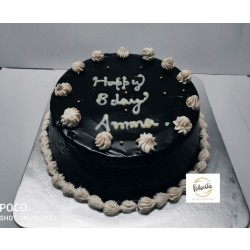 CHOCOLATE TRUFFLE CAKE 1 KG (Pre-Order Only)