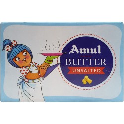 AMUL COOKING BUTTER 500G (UNSALTED)