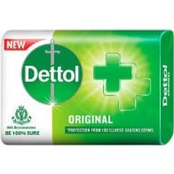 DETTOL ORIGINAL SOAP 45G