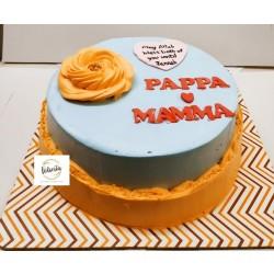 FAULT LINE CAKE 1 KG (Pre-Order Only)