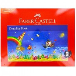 FABER-CASTLE DRAWING BOOK 36 PAGES (34.5x27.5 CM)