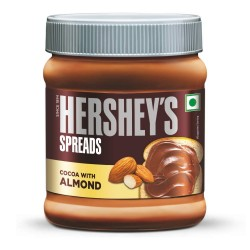 HERSHEY'S SPREAD COCOA WITH ALMOND 150G