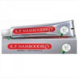 KP NAMBOODIRIS HERBAL TOOTHPASTE 45G