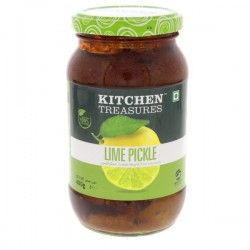 KITCHEN TREASURES LIME PICKLE [150 G]