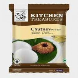 KITCHEN TREASURES CHUTNEY POWDER 100G