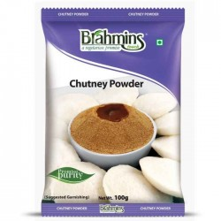 BRAHMINS CHUTNEY POWDER 100G