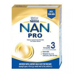 NESTLE NAN PRO STAGE 3 400G (AFTER 12 MONTHS)