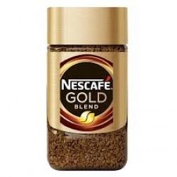 NESCAFE GOLD BLEND DECAF  RICH & SMOOTH COFFEE 100G