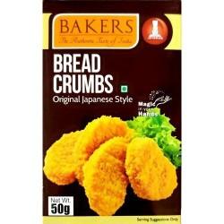 BAKERS BREAD CRUMBS 50G