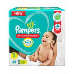 PAMPERS ALL ROUND PROTECTION S (4-8KG/32PANTS)