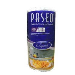 PASEO KITCHEN TOWEL 1 ROLL 2 PLY
