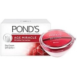 PONDS AGE MIRACLE WRINKLE CORRECTOR DAY CREAM 10G