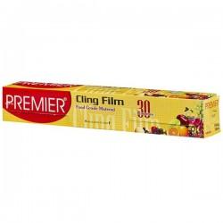 PREMIER CLING FILM 30 MTRS (30CMx30CM)