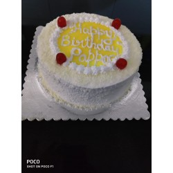 WHITE FOREST CAKE 1 KG (Pre-Order Only)