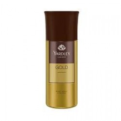 YARDLEY LONDON GOLD BODY SPRAY FOR MEN 150 ML